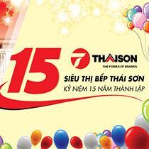 Tin tức siêu thị bếp Thái Sơn