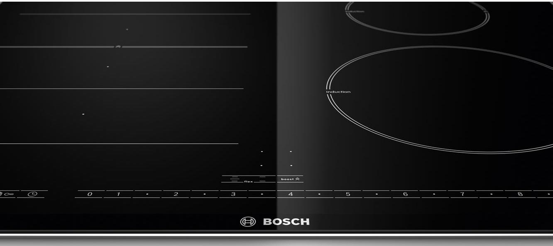 Mặt bếp FlexInduction và bảng điều khiển cảm ứng
