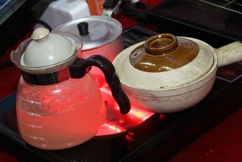 Bếp từ kết hợp bếp hồng ngoại
