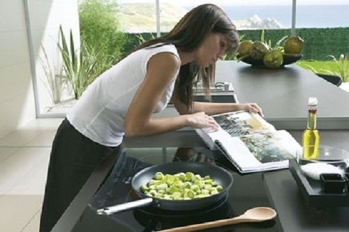 Bếp từ thông minh