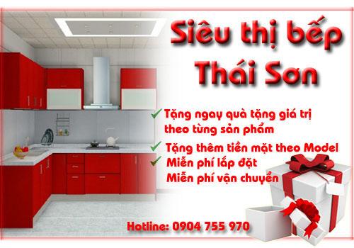 Chính sách mua hàng tại Siêu Thị Bếp Thái Sơn