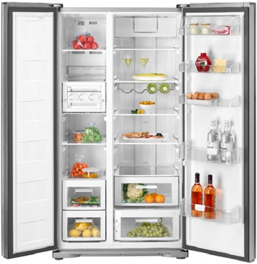 Tủ lạnh NF2 650