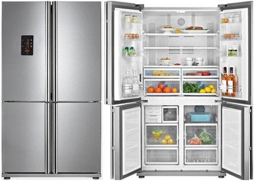 Tủ lạnh Teka dung tích lớn