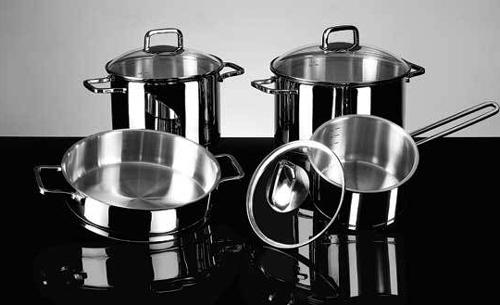 bếp điện từ dùng nồi gì