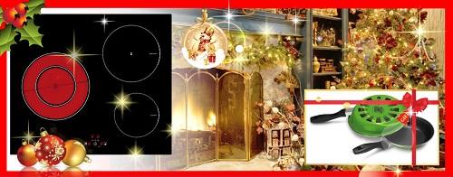 Vào bếp ấm áp mùa Giáng sinh