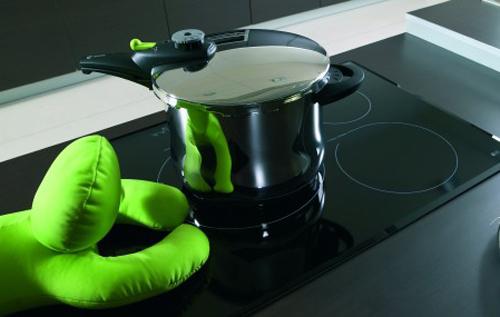 bếp điện từ là sự kết hợp bếp điện bếp từ