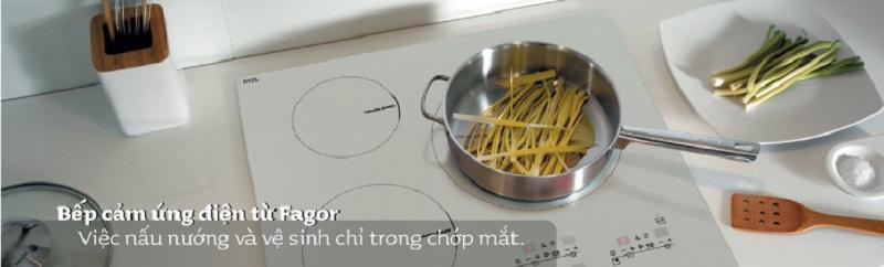 bếp từ fagor