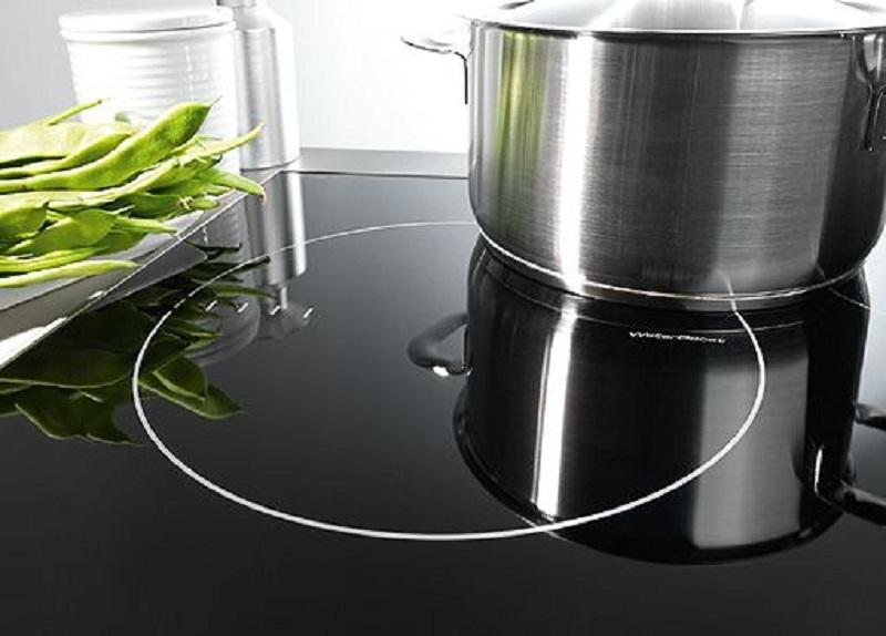 Mặt kính Euro Kera của bếp từ Fagor 2IF-800S DUO