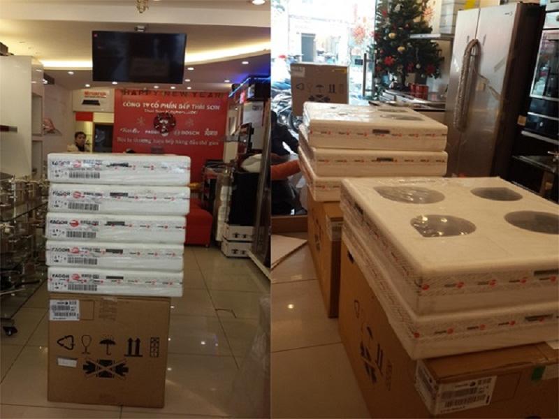 Nhập hàng siêu thị Bếp Thái Sơn