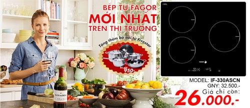 Lợi ích khi mua thiết bị nhà bếp cao cấp đồng bộ Fagor