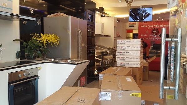 Thiết bị nhà bếp Fagor tái xuất thị trường