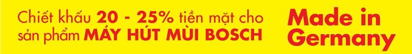Khuyến mại Bosch