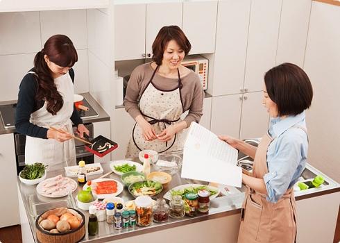 thỏa sức nấu nướng với bếp từ Bosch