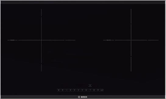 Cận cảnh vẻ đẹp của bếp từ Bosch PMI968MS