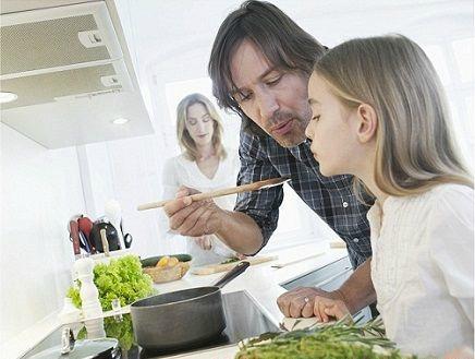 Bếp từ không nguy hiểm