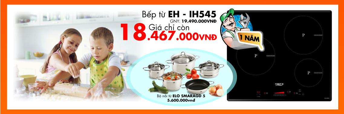 khuyến mại bếp từ EH-IH545