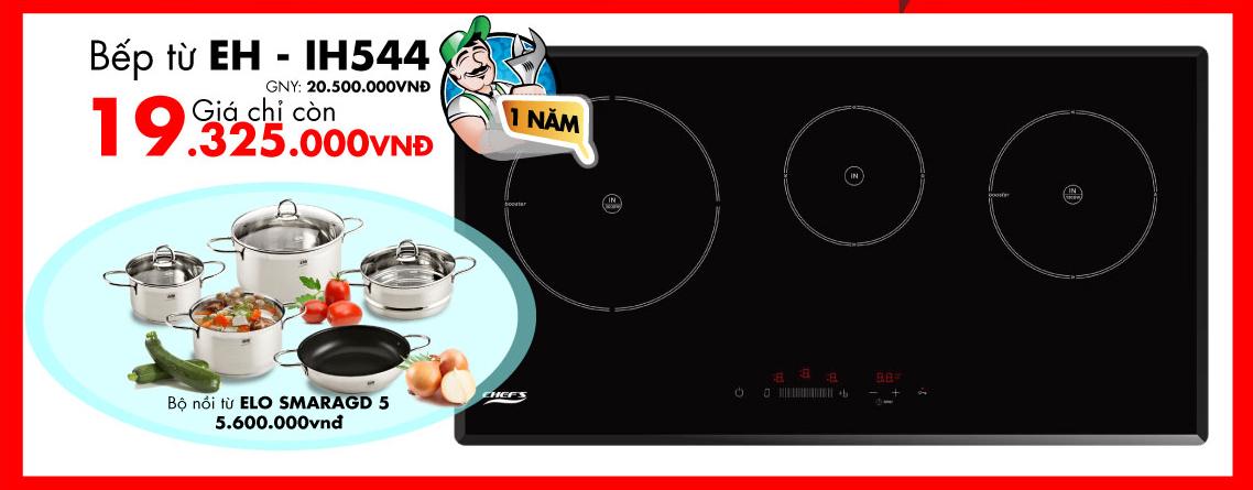 khuyến mại bếp từ EH-IH544