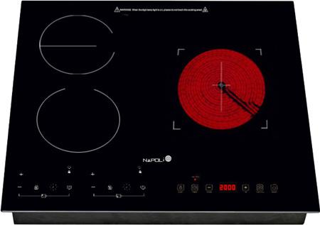 bep dien tu NAPOLI NA 600E, bếp điện từ NAPOLI NA 600E