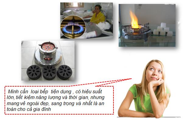 các tính năng an toàn của bếp điện từ