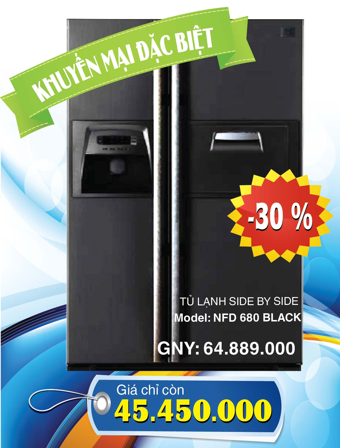 Tủ lạnh Teka NFD 680,Tu lanh Teka NFD 680