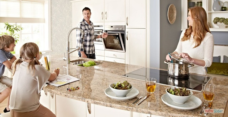 sử dụng bếp điện từ tiết kiệm