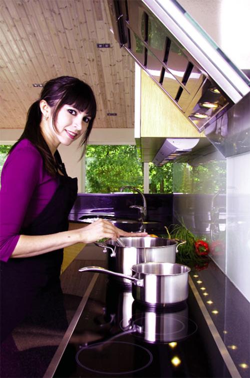 Lựa chọn bếp điện từ nhập khẩu từ Đức