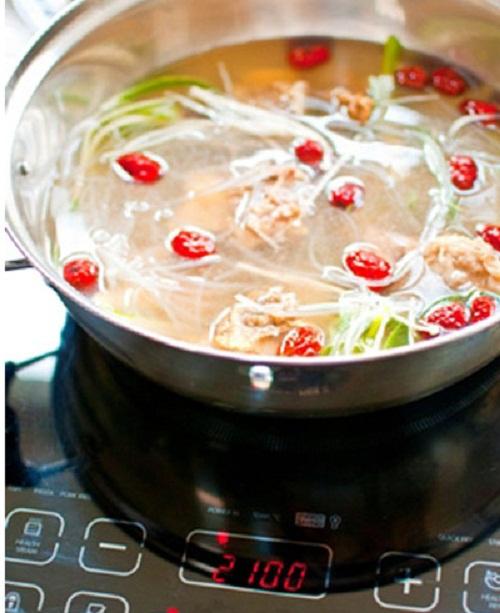 Bếp từ mini