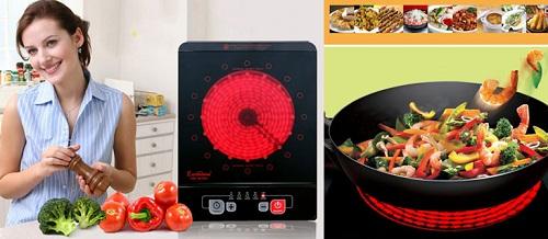 Bếp từ và bếp hồng ngoại cái nào tốt hơn