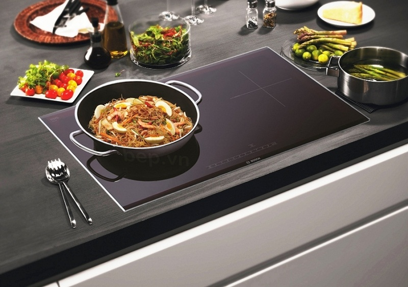 bếp từ Bosch 2 bếp PMI968MS