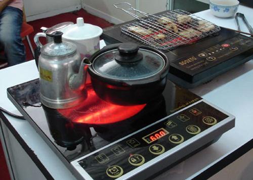 bếp điện âm