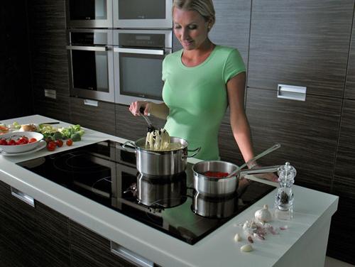Lựa chọn bếp điện từ xịn