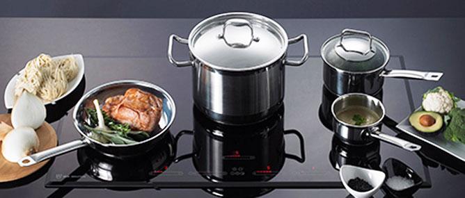Sử dụng bếp từ tiết kiệm điện