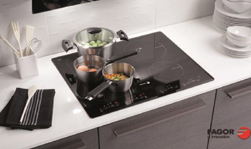 Bếp điện từ cảm ứng với  nhiều tính năng ưu việt