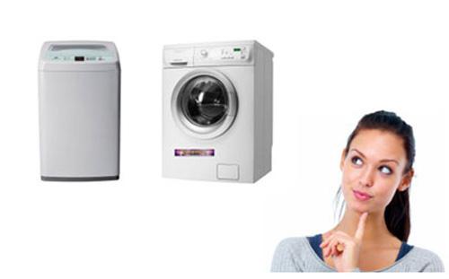 Máy giặt cửa trên hay máy giặt cửa ngang tốt?