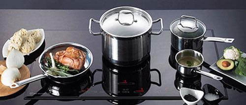 Dụng cụ nấu dành cho bếp từ