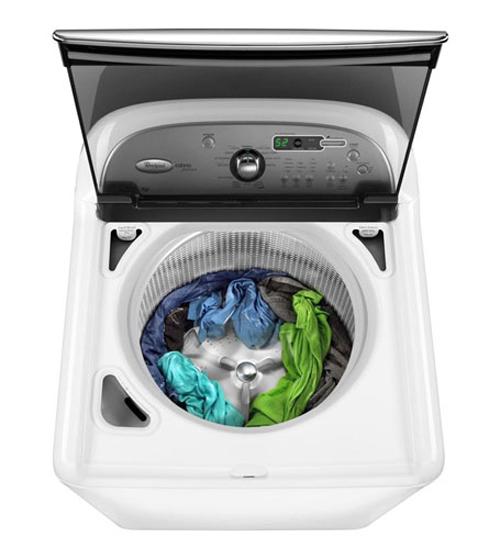 Lựa chọn máy giặt cửa trên