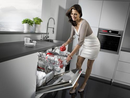 Lựa chọn máy rửa chén bát gia đình