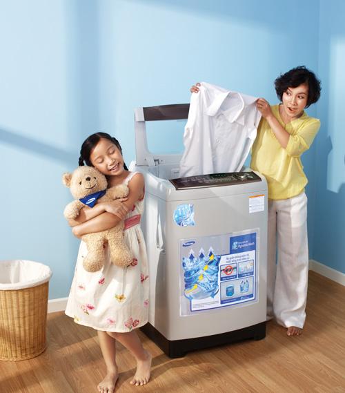 Máy giặt cửa trên loại nào tốt