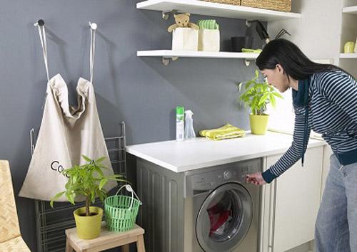 Lựa chọn máy giặt gia đình