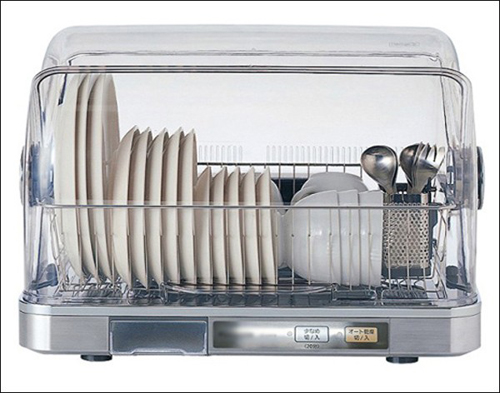 Cách sử dụng máy sấy khô bát đĩa