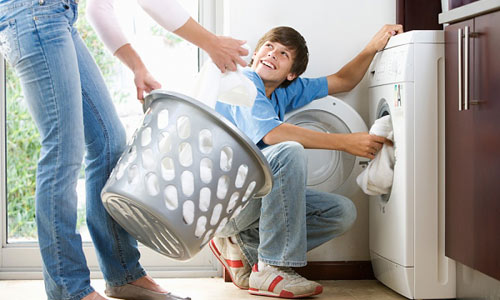 Phân tích máy giặt cửa ngang