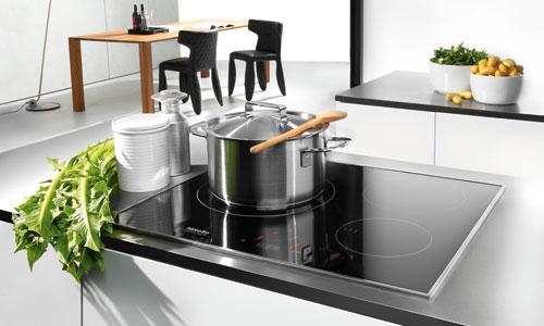 bếp điện từ an toàn