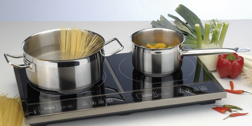 bếp điện từ đôi