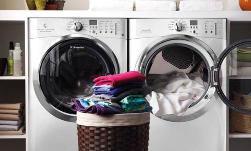 Tư vấn máy giặt và sấy quần áo