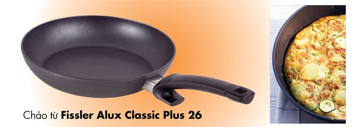 Chảo từ Fissler Protectal Alux Classic 20