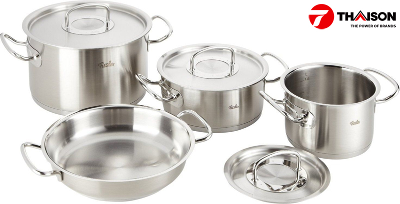Bộ nồi Fissler Original Profi Collection 4