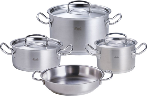 BỘ NỒI TỪ FISSLER PRO COLLECTION 4