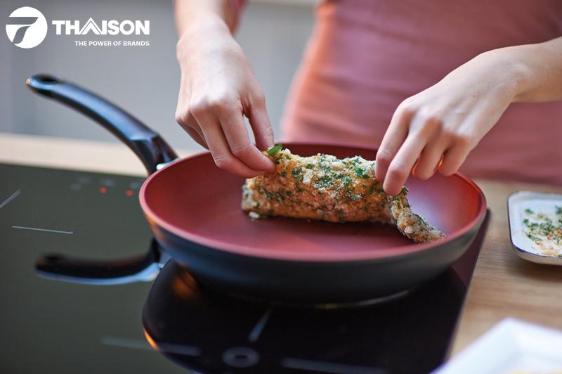 Chảo chống dính bếp từ Fissler Protect Sensored