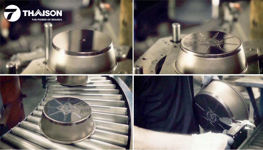 Quy trình sản xuất nồi áp suất Fissler