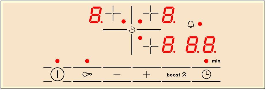 Bảng điều khiển bếp từ Bosch PID631BB1E